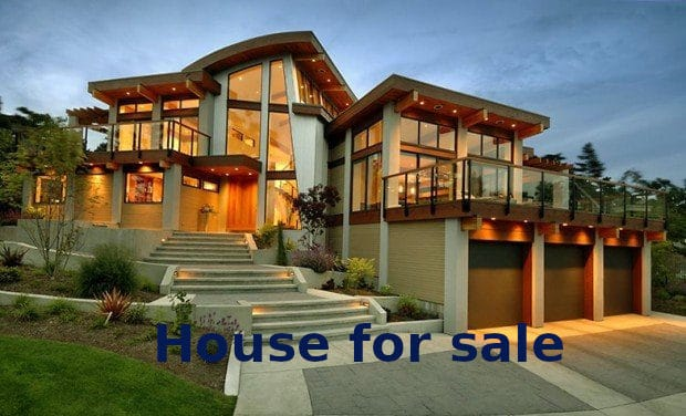 House for sale Thailand